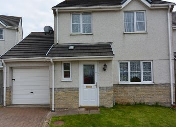 Thumbnail 3 bed property to rent in Hillside Meadows, Foxhole, St. Austell