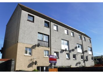 Thumbnail 3 bed maisonette for sale in Churchill Court, Aberfeldy