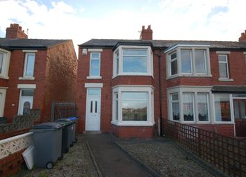 Thumbnail 2 bedroom end terrace house to rent in Highfield Road, Blackpool