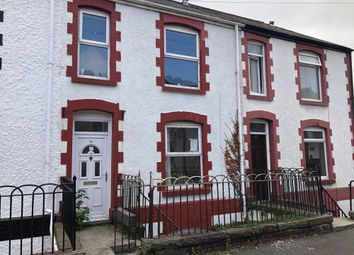Thumbnail 2 bed terraced house for sale in Bartley Terrace, Plasmarl, Swansea
