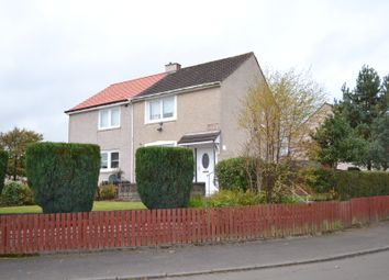 Thumbnail 2 bed semi-detached house for sale in Beauly Place, Coatbridge