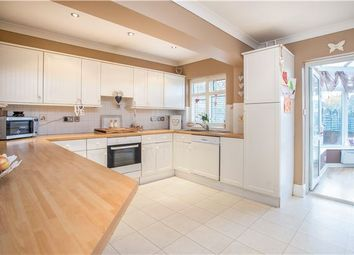 Thumbnail 4 bed semi-detached house for sale in Epsom Road, Sutton, Surrey