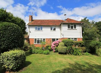 Thumbnail 3 bed detached house for sale in Mackerel Hill, Peasmarsh, East Sussex