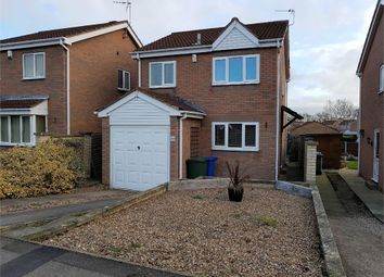 Thumbnail 3 bed detached house to rent in St Annes Drive, Worksop, Nottinghamshire