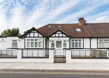Thumbnail 4 bed bungalow to rent in Lowfield Road, London