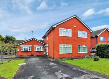 Thumbnail 5 bed detached house for sale in Howbeck Crescent, Wybunbury, Nantwich