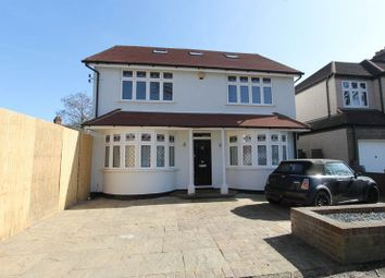Thumbnail 3 bed detached house for sale in Lynwood Drive, Worcester Park