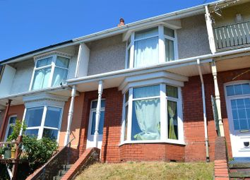 Thumbnail 3 bed terraced house for sale in Chaddesley Terrace, Swansea