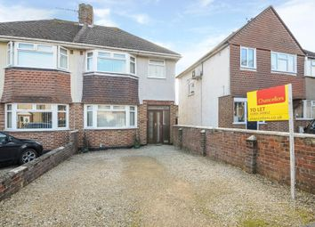 Thumbnail 3 bed semi-detached house to rent in Herschel Crescent, East Oxford