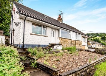 Thumbnail 3 bed bungalow for sale in Hainworth Wood Road North, Hainworth Shaw, Keighley