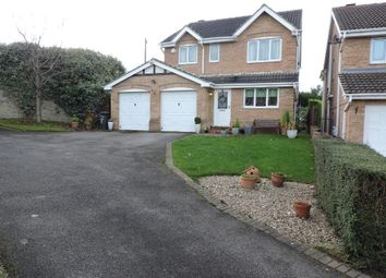 Thumbnail 4 bed detached house for sale in Churcroft, Redbrook, Barnsley