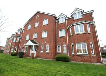 Thumbnail 2 bed flat to rent in Lakeside Court, Normanton