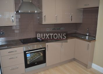 Thumbnail 2 bed flat to rent in High Street, Slough, Berkshire.