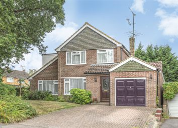 Thumbnail 4 bed detached house for sale in Pensford Close, Crowthorne, Berkshire