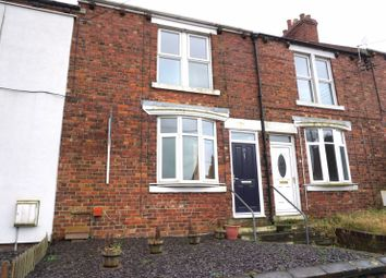 3 bed terraced house to rent in Rock Terrace, New Brancepeth, Durham DH7