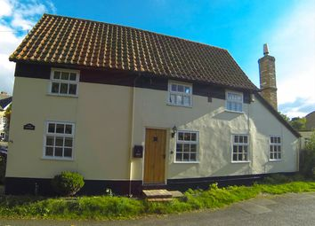 Thumbnail 2 bedroom cottage for sale in Silver Street, Royston, Cambridgeshire