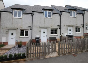 Thumbnail 2 bed terraced house to rent in Limmicks Road, St. Martin, Looe