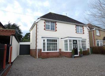 Thumbnail 3 bed detached house for sale in Gudge Heath Lane, Fareham