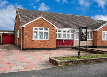 Thumbnail 2 bed semi-detached bungalow for sale in Westbourne Avenue, Cheslyn Hay, Walsall