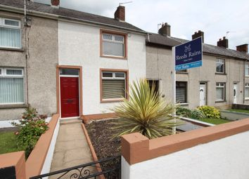 Thumbnail 2 bed terraced house for sale in Rashee Road, Ballyclare