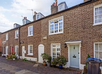 Thumbnail 3 bed terraced house for sale in Walnut Tree Cottages, London
