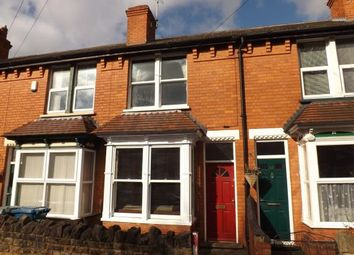 Thumbnail 2 bed terraced house for sale in Portland Road, West Bridgford, Nottingham