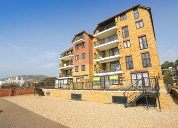 Thumbnail 3 bed flat for sale in The Riviera, Sandgate, Folkestone