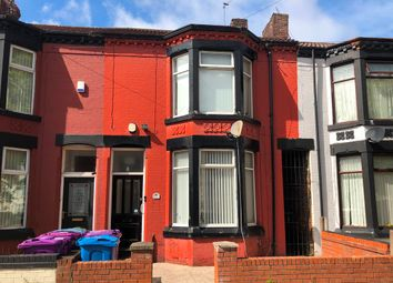 Thumbnail 4 bed terraced house for sale in Windsor Rd, Liverpool