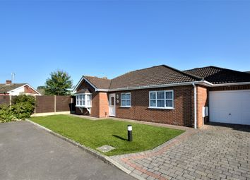 Thumbnail 3 bed detached bungalow for sale in Petersham Close, Waterlooville