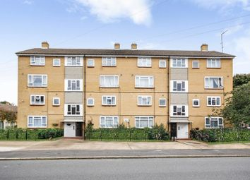 Thumbnail 3 bed flat for sale in Ronver Road, London