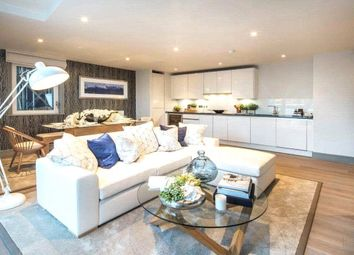 Thumbnail 2 bedroom flat for sale in Ivory & Calico Riverside, Battersea, London