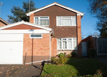 Thumbnail 4 bed detached house for sale in Elmbank Grove, Handsworth Wood, Birmingham