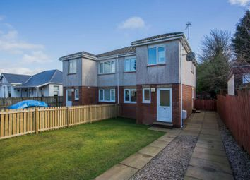 Thumbnail 3 bedroom semi-detached house for sale in Braehead Road, Glenburn, Paisley, Renfrewshire