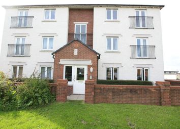 Thumbnail 2 bed flat for sale in 6 Sutton Close, Longtown, Carlisle, Cumbria