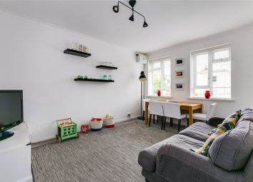 Thumbnail 2 bed flat for sale in Marmion House, Caistor Road, London