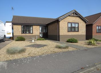 Thumbnail 2 bedroom bungalow to rent in Houghton Drive, Oulton, Lowestoft
