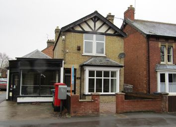 Thumbnail 4 bed detached house to rent in Station Road, March