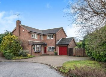 Thumbnail 4 bed detached house for sale in Spindle Glade, Woodlands, Maidstone, Kent