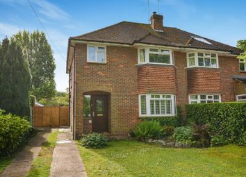 Thumbnail 3 bed semi-detached house for sale in Manor Park Avenue, Princes Risborough