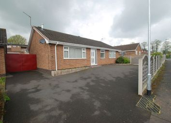 Thumbnail 3 bedroom bungalow to rent in Gravel Lane, Stafford