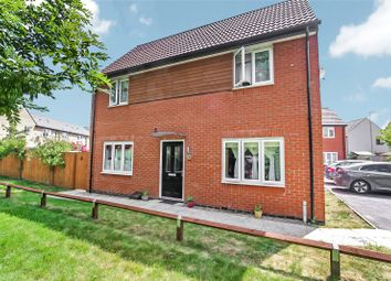 Thumbnail 3 bed semi-detached house for sale in Ryefield Close, Huntingdon, Cambridgeshire