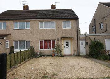 3 bed semi-detached house for sale in Longleaze, Royal Wootton Bassett, Swindon SN4