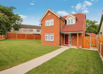 Thumbnail 3 bed detached house for sale in Basildon Drive, Laindon, Basildon