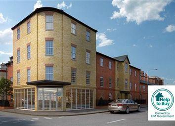Thumbnail 1 bed flat for sale in Station Gate, Railway Street, Hertford, Hertfordshire
