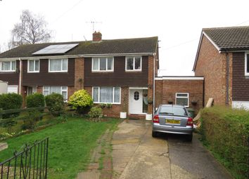 Thumbnail 4 bed semi-detached house for sale in Jenkinson Road, Towcester