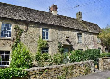 Thumbnail 2 bed terraced house for sale in Kington St Michael, Chippenham, Wiltshire