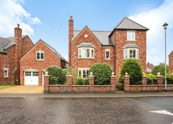 Thumbnail 7 bed detached house for sale in Ladybank Avenue, Fulwood, Preston, Lancashire
