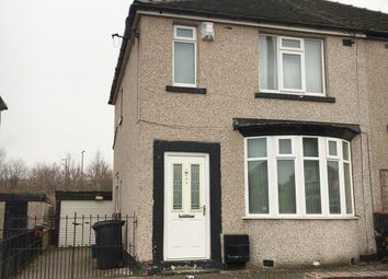 Thumbnail 3 bed semi-detached house to rent in Greenwood Road, Sheffield