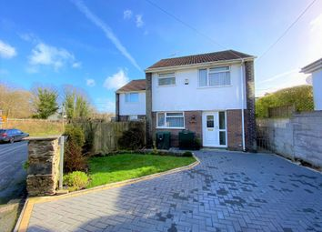 Thumbnail 3 bed semi-detached house for sale in South Down Road, Millbrook, Cornwall
