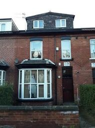 Thumbnail 6 bedroom terraced house to rent in Brudenell Mount, Hyde Park, Leeds